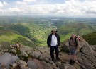 View From Top Of Pavey Ark