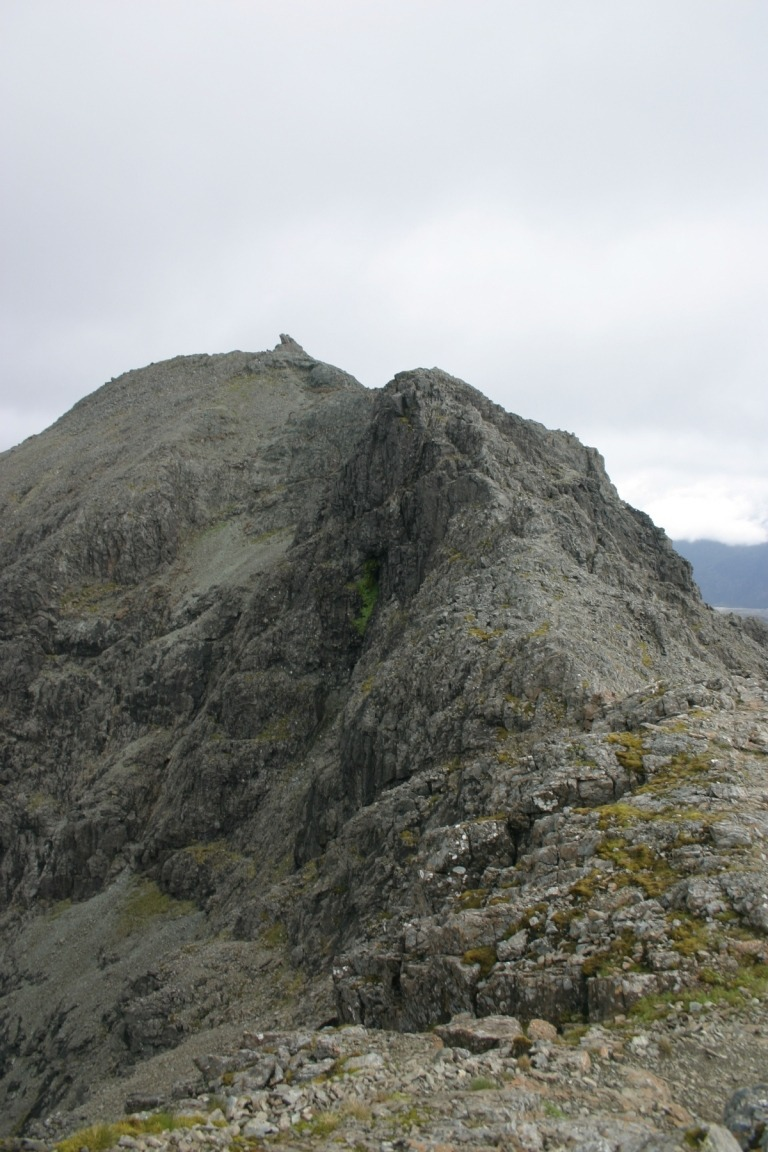 Sgurr Dearg And Inaccessible Pinnacle
