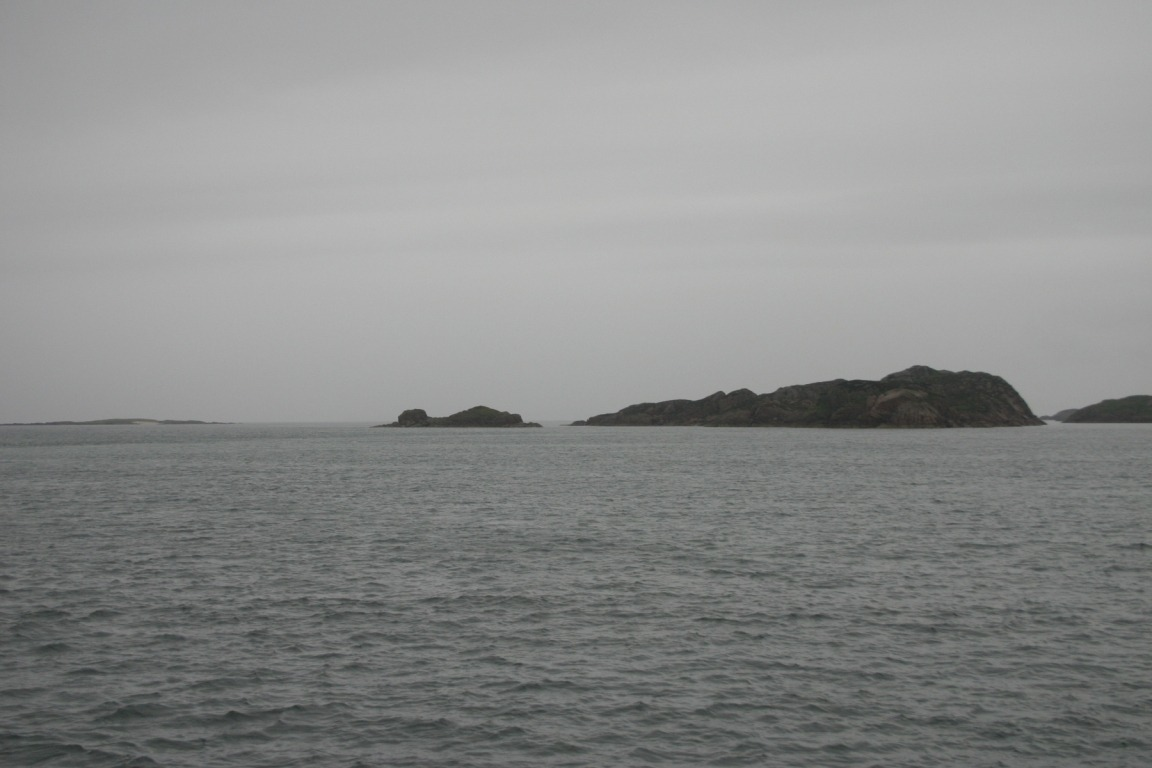 Leaving Mull For Iona