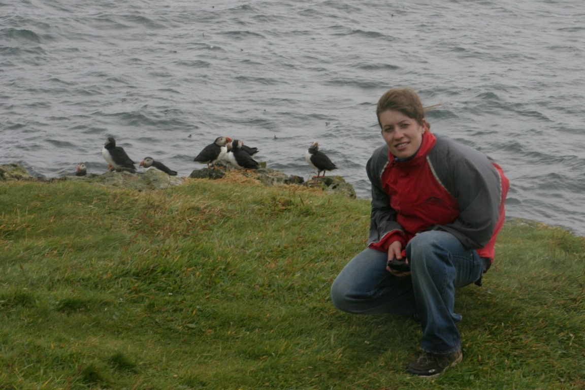 Erin And Puffins, Lunga