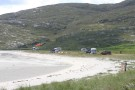 Wildcamp, Barra Airport